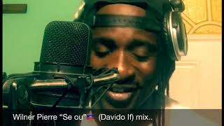 "Wilner Pierre ""Se Ou"" ( Davido If) Creole mix (Promo only)"