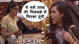 Bigg boss 11: sapna choudhary अर्शी खान और शिल्पा शिंदे पर भड़की !!