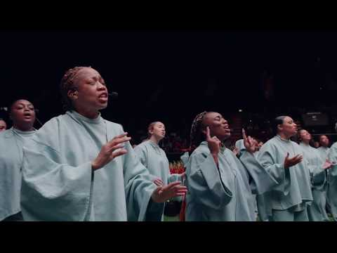 """Kanye West Sunday Service - """"hallelujah, Salvation, And Glory"""" (Live From LA)"""