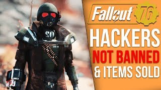 Fallout 76 News - Hackers Go Unbanned & Sell Items, Bethesda 2019 Recap Sparks Controversy