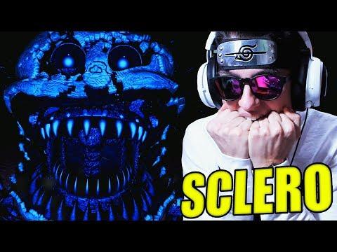 LO SCLERO PIÙ TOTALE SU BALDI'S NIGHTMARE CIRCUS!!