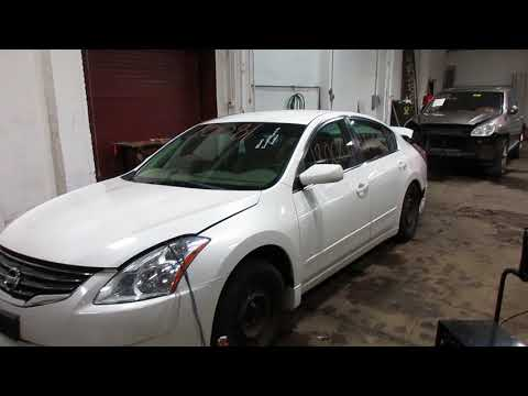 Parting out a 2010 Nissan Altima - 180081 - Tom\'s Foreign Auto Parts ...