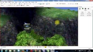 Far Cry Sand Box Editor - Урок № 10 - внутренние помещения., инструмент