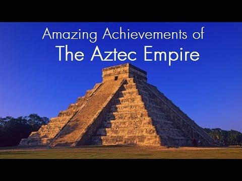 The Amazing Achievements of the Aztec Empire (Full Documentary ...