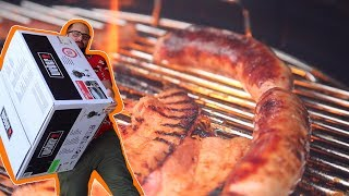 MIN NYA GRILL | Master Touch | UNBOXING + GRILLED!