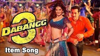 Dabangg 3 New Item Song, Salman Khan, Sonakshi Sinha, Arbazz Khan, Saiee Manjrekar