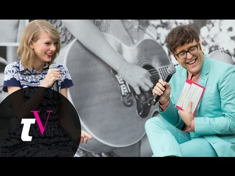 Taylor Swift Answers a Lightning Round of Fan Questions – Breakfast with Bevan – Teen Vogue - Taylor Swift Answers a Lightning Round of Fan Questions – Breakfast with Bevan – Teen Vogue
