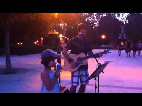 Fito - Soldadito Marinero (Acoustic Cover) - Oihane & Javi - Retiro