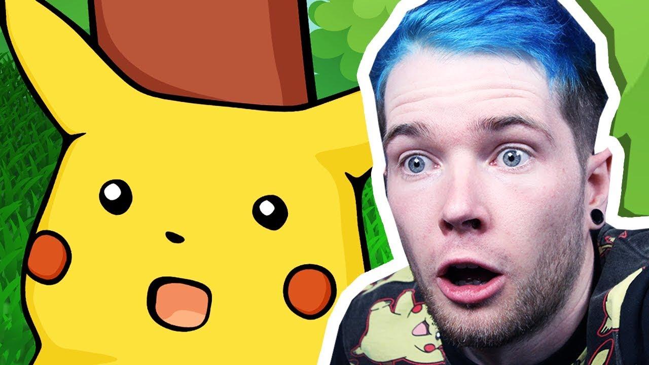 Pokemon lets go pikachu 1 youtube