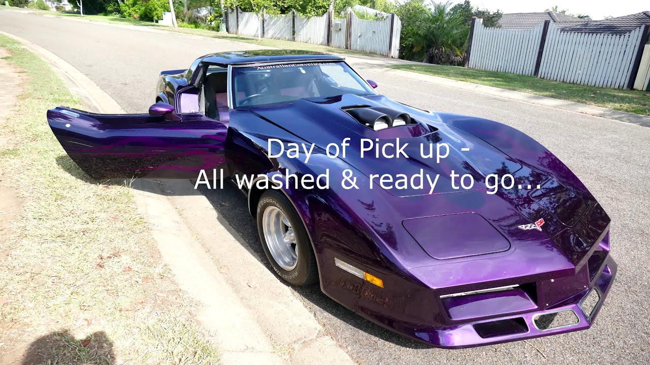 Totally Custom 1980 C3 Goodbye Corvette Youtube