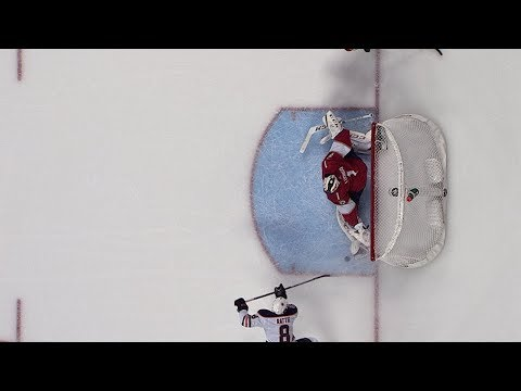 Roberto Luongo makes his case for save of the year