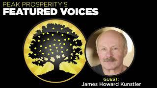 """James Howard Kunstler: The Coming Economy Of """"Less"""""""