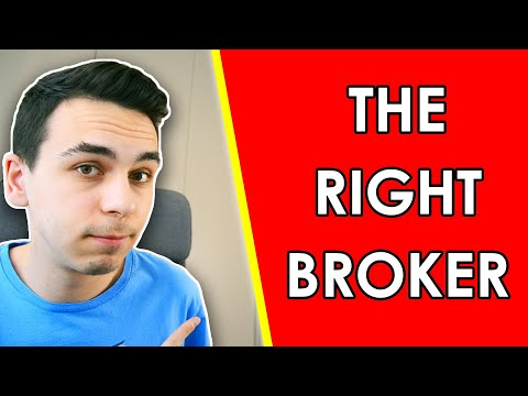 How to FIND and CHOOSE the RIGHT STOCK BROKER - 4 Simple steps.