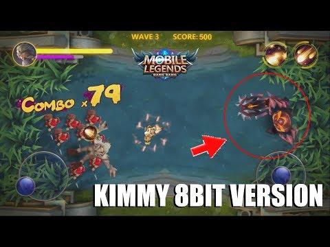 LOL TRAILER KOCAK HERO BARU KIMMY VERSI 8BIT - MOBILE LEGENDS - 동영상