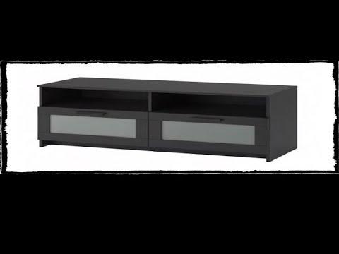 Off White Tv Kast.Ikea Brimnes Tv Unit 3 2 19 Youtube