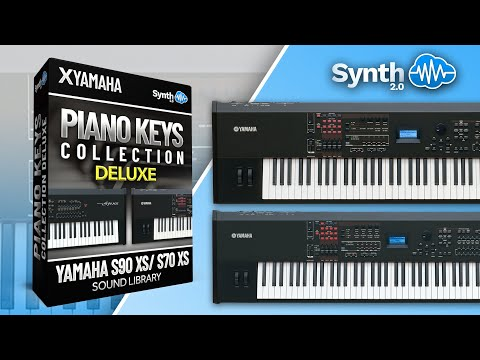 Piano & Keys / Collection - Yamaha Montage / Motif XF / XS / S90 Xs S70 / Mox / Moxf