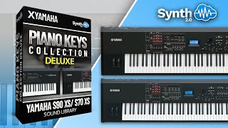 PIANO & KEYS COLLECTION | YAMAHA S90xs / S70xs | Synthcloud Library