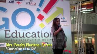 GO Education Davao Region