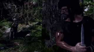 RAMBO - THE VIDEO GAME - Trailer Ufficiale