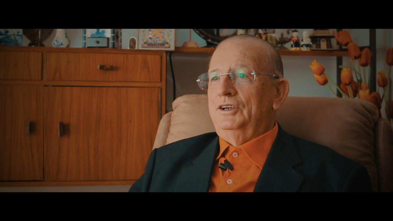 Empresário e humanitário Harrie Stapelbroek conta sua trajetória de vida no ep. 13 de A História