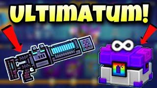 How To Get ULTIMATUM! (100% REAL NOT CLICKBAIT) | Pixel Gun 3D