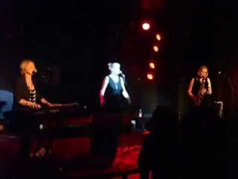 Hazel O'Connor- 'Hanging Around' (The Stranglers) - Mr Kyps, Poole- 16th March 2013