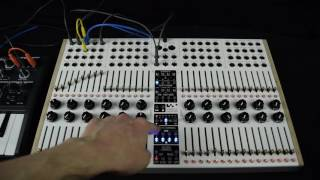 KOMA Elektronik Komplex Sequencer: CV Recorder Tutorial (New Firmware)