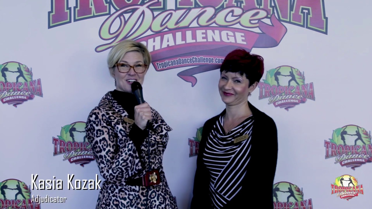 Tropicana Dance Challenge October 27th, 2019