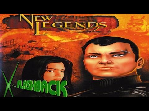 New Legends (Xbox)-Viridian Flashback