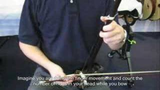 How to do rolling vibrato on the Erhu