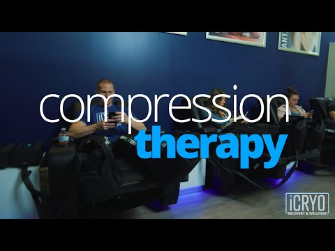 Compression Therapy iCRYO Recovery & Wellness