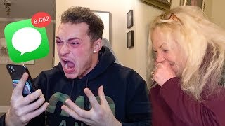 She Leaked My Phone Number.. This Is My Reaction