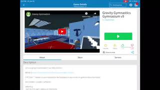 HOW'D THEY FIGURE THIS OUT?!| Roblox: Gravity Gymnastics Gymnasium v9