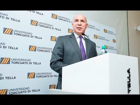 Lorenzetti disertó en la Universidad Torcuato Di Tella sobre el nuevo Código Civil y Comercial