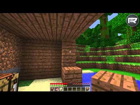Minecraft ??!! – Primeiro dia no jogo!!