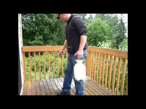 CONCROBIUM house & deck wash review/instructional video