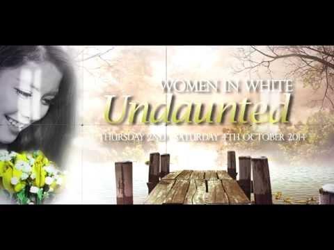 """Pharez Now   Women in White """"Undaunted"""""""