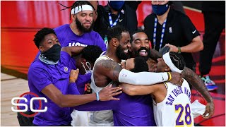 How different will the Lakers look this year after NBA free agency? | SportsCenter