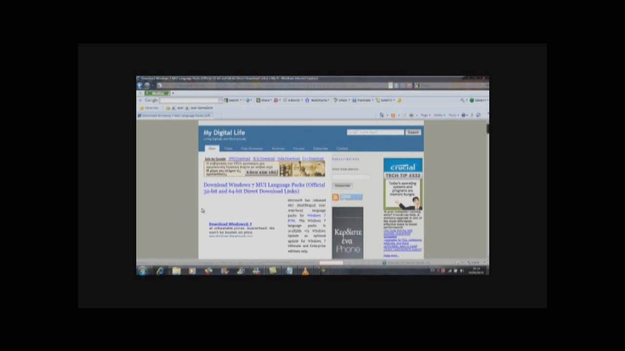 windows 7 multi language pack download