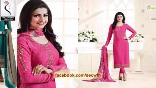 latest indian dresses collections 2017 | vinay fashion |SILKINA ROYAL CREPE VOL 8