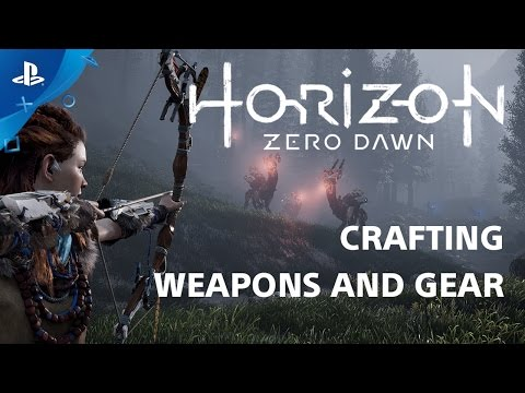 Horizon Zero Dawn: Crafting Systems - Countdown to Launch at PS Store | PS4