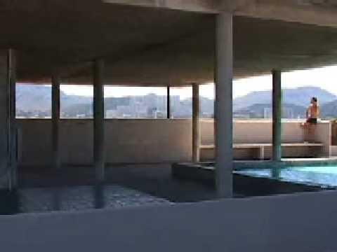 Le Corbusier-Unité d'habitation de Marseille