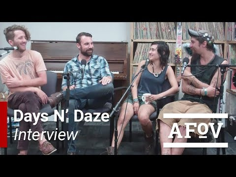 Days N' Daze - Interview with A Fistful of Vinyl