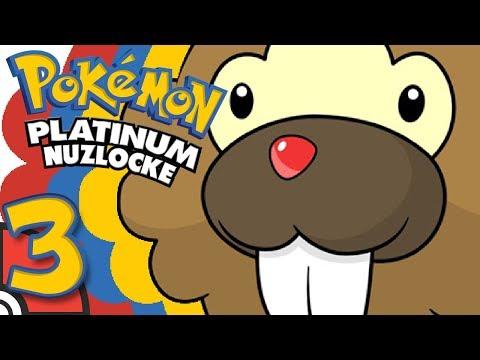 Pokemon Platinum NUZLOCKE Part 3 - TFS Plays