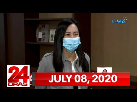 24 Oras Express: July 8, 2020 [HD] from YouTube · Duration:  1 hour 1 minutes 10 seconds