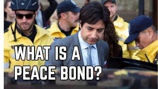 Jian Ghomeshi: Peace Bond? A Lawyer explains...