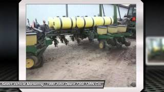 1990 John Deere 7200 12rn Corn Planter Ms1339sdb49