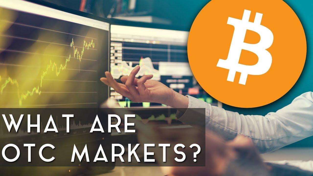 Was bedeutet OTC in Crypto?