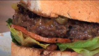 How To Grill The Perfect Burger! Plus: Fried Mars Bars! - Food Mob