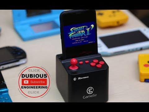 GameSir MarsBack - Turn your phone into a Retro Mini Arcade Games machine 1000s free games!